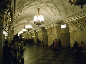 Moscow Subway ©azwegers/flickr
