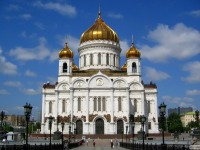 Cathedral of Christ the Savior ©panoramio