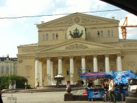 Balshoi Theatre ©pocketworld/flickr