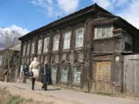 Perm Wooden House