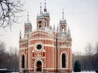 Breathtaking Cathedrals and Churches in Sankt Petersburg