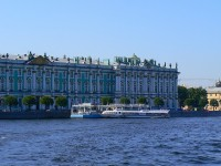 Top 7 tourist attractions in Sankt Petersburg