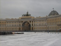 The history of the Hermitage Museum in Sankt Petersburg