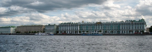 The Hermitage Museum Complex: Hermitage Theatre, Old Hermitage, Small Hermitage and the Winter Palace