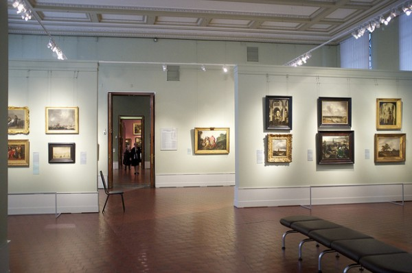 Art collection of the Pushkin Museum