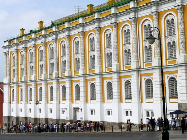 The Armory in Moscow