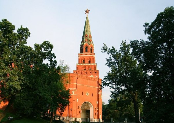 The Borovitskaya Tower