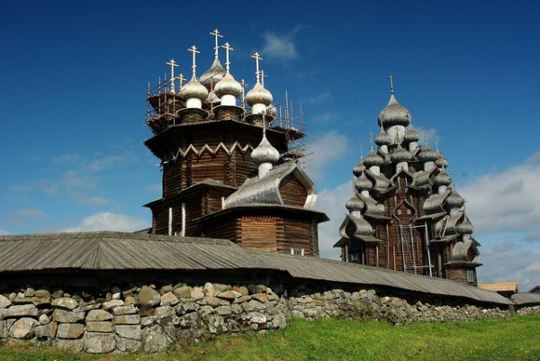Church on the Kizhi Island