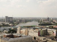 Top attractions in the city of Yekaterinburg