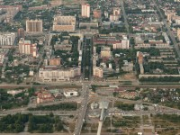 Tourist guide to the city of Novosibirsk