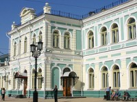 Accommodation and weather in Irkutsk