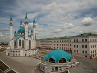 Tourist guide to the city of Kazan