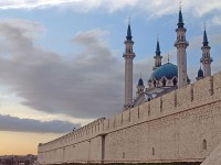 Top 3 mosques in Kazan