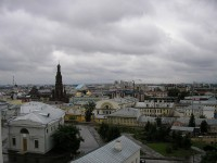 Top 3 churches in Kazan