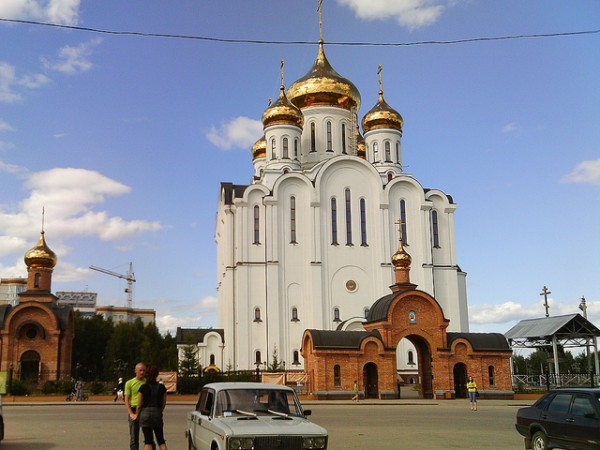 Cathedral of Stephen of Perm