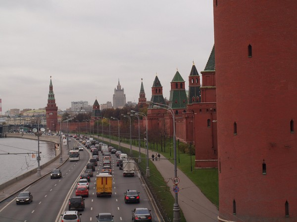 The Kremlin fortification