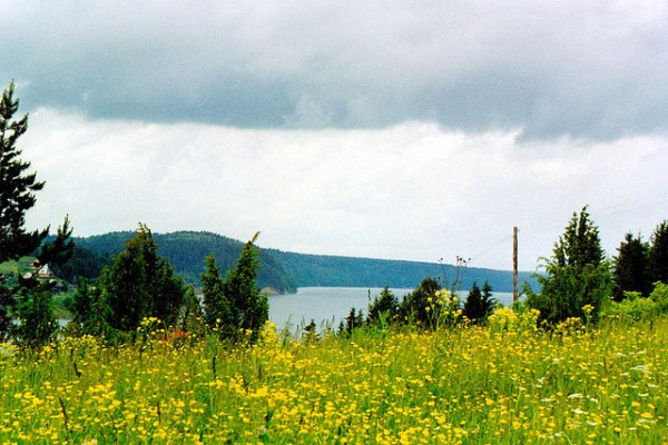 The surrounding of Perm