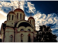 The Cathedral of St. George in Samara