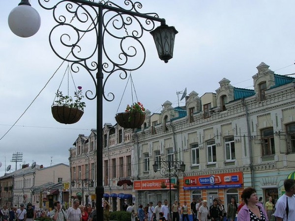 Downtown Vladivostok