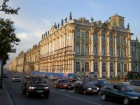 Festivals and shopping in Saint Petersburg