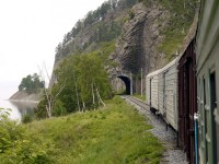 Trans Siberian Railway, the vertebral column of Russia