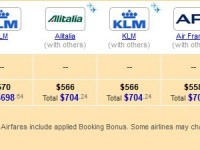 Aeroflot flight from New York to Moscow from $659